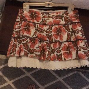 Very Cute Flower Skirt